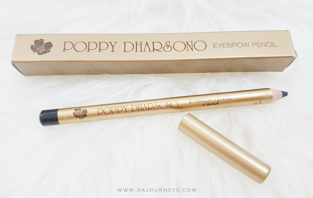 [Review] Poppy Dharsono Eye Makeup - Eyebrow