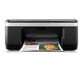 Download and install HP Deskjet F4180 lazer printer installer