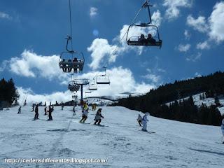P1180698 - De fin de semana estresante a divertido, sol y nieve.