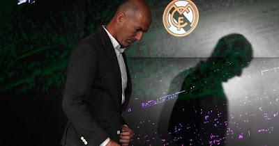 رسمياً.. ريال مدريد يعلن رحيل زين الدين زيدان