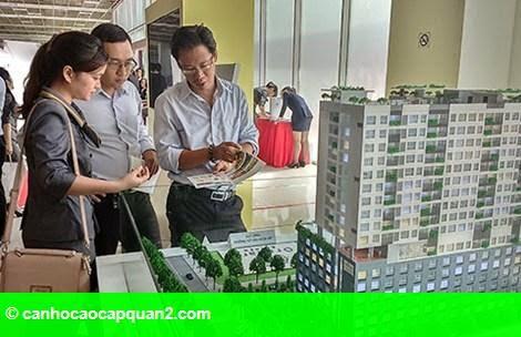 Hình 1: Giao dịch bất động sản tăng mạnh