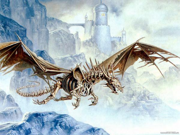 Mine Of My Slave, Dragons 3