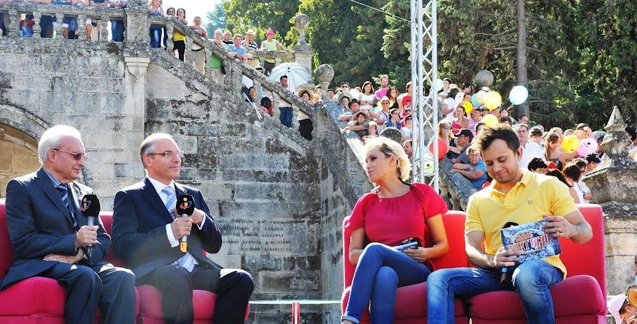 Somos Portugal da TVI atrai milhares a Lamego