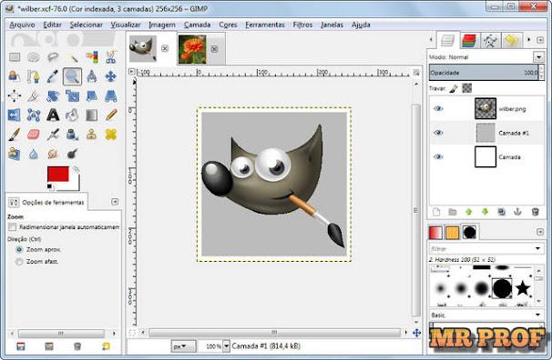 تحميل gimp 2.8 لتحرير الصور وتعديلها