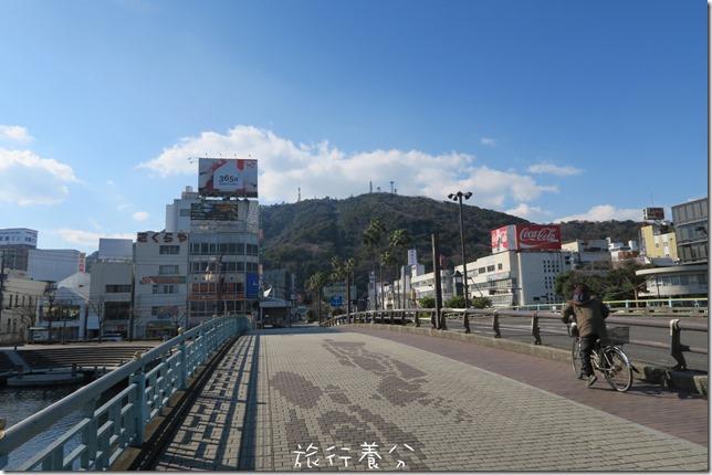 四國德島 葫蘆島周遊船 新町川水際公園 (86)