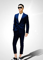 He Da China Actor