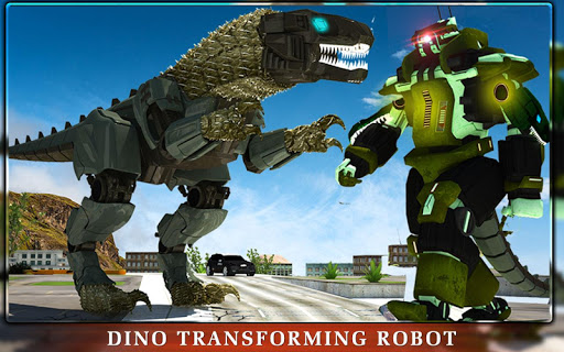 Dino Robot Transformation  screenshots 7