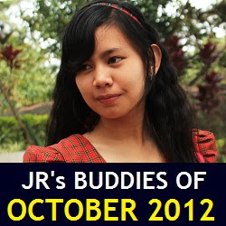 JR's Buddies of October 2012
