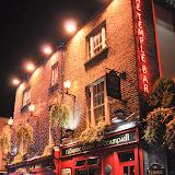 Dublin night + Occupy Dame Street