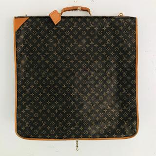Louis Vuitton Monogram Canvas Garment Bag #3
