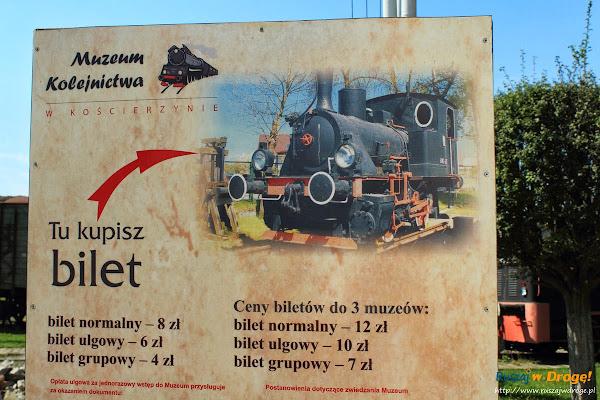 Muzeum Ziemi Kościerskiej - ciekawa oferta biletowa