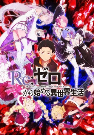 Re:Zero kara Hajimeru Isekai Seikatsu (Re:ZERO -Starting Life in Another World-) thumbnail