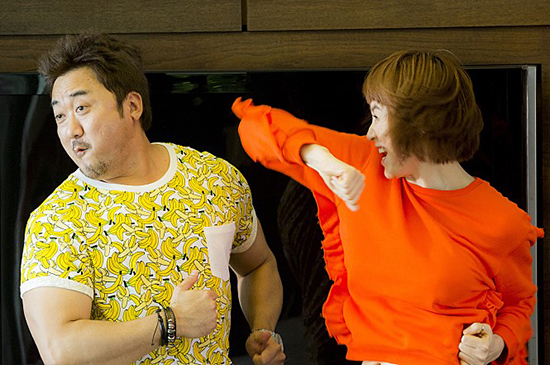 김혜수마동석