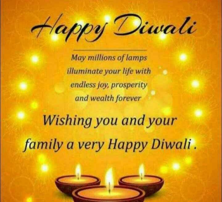 Happy Diwali Wishes Sweet Images