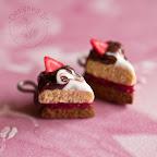Vanilla and Chocolate Cake with Jam