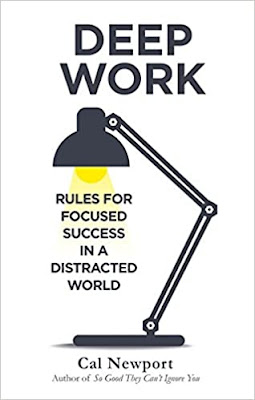 Deep Work: Rules for Focused Success in a Distracted World pdf free download