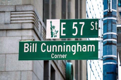 Bill Cunningham Corner