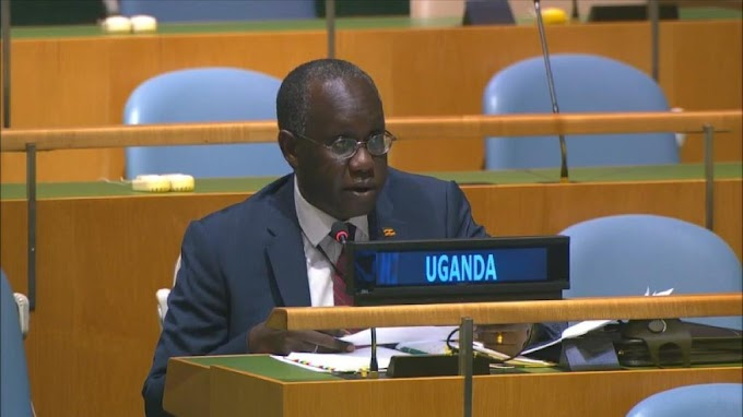 """Uganda ante la Cuarta Comisión de la ONU: """"Para lograr la descolonización, debemos dar la oportunidad al pueblo saharaui a expresarse libremente sobre su futuro""""."""
