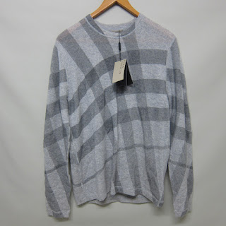 Burberry NEW Cashmere Sweater