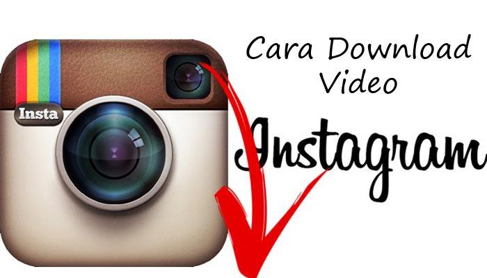 Cara Simpan Video Instagram Tanpa atau Dengan Aplikasi