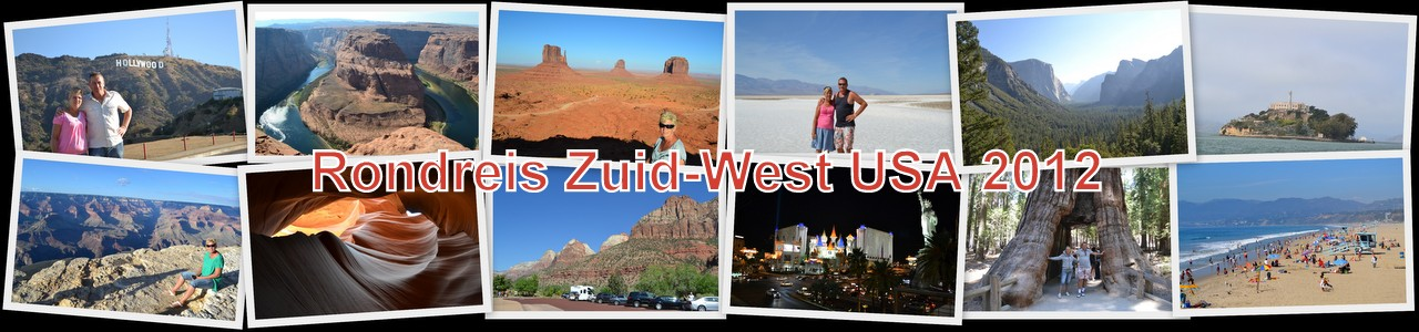 Rondreis Zuid-West Amerika 2012