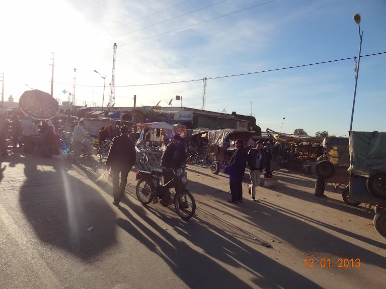 Marrocos e Mauritãnia a Queimar Pneu e Gasolina - Página 2 DSC05510