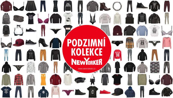 Nejžhavější módní trendy letošního podzimu najdete již nyní v prodejnách NEW  YORKER. www.NewYorker.cz  c89aa71cf1b