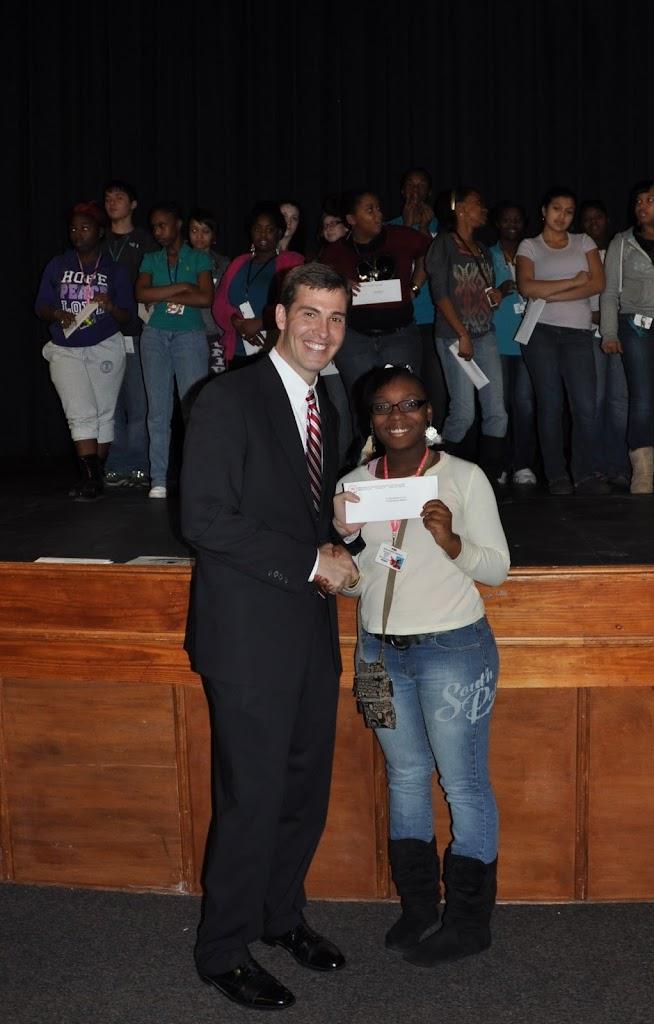 Southwest Arkansas Preparatory Academy Award Letters Hope High School Spring 2012 - DSC_0074.JPG