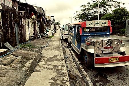Mercedes Mazda Jeepney