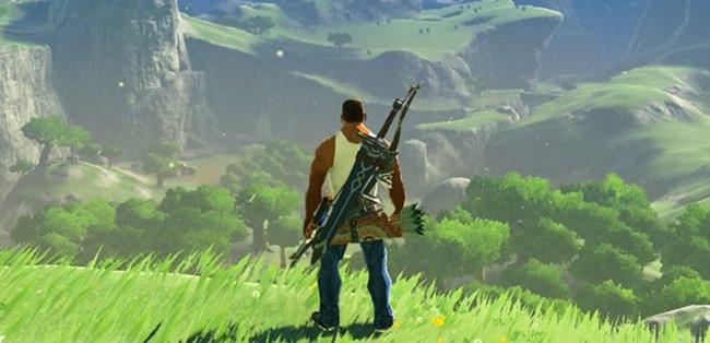 Mods Fügen GTA Minecraft Und Mario Zu Zelda Breath Of The Wild - Minecraft gta spiele