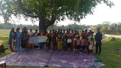 Second Self Assessment at Anadhowapara, Udalguri
