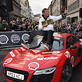 OIC - ENTSIMAGES.COM - David Hasselhoff at the  The Gumball 3000 Rally - in London 2nd May 2016 Photo Mobis Photos/OIC 0203 174 1069