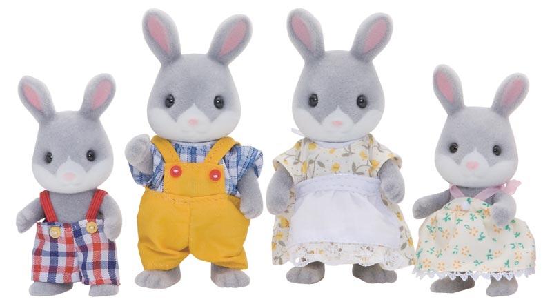 Contenido real de Familia Conejos Cotón