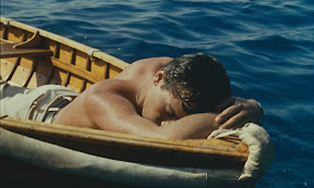 Alain Delon's Tom Ripley in the blazing Sun