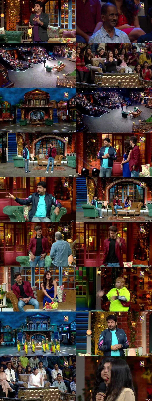 Screen Shot Of The Kapil Sharma Show 28th September 2019 Episode 78 300MB Watch Online
