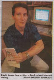David Jones Author