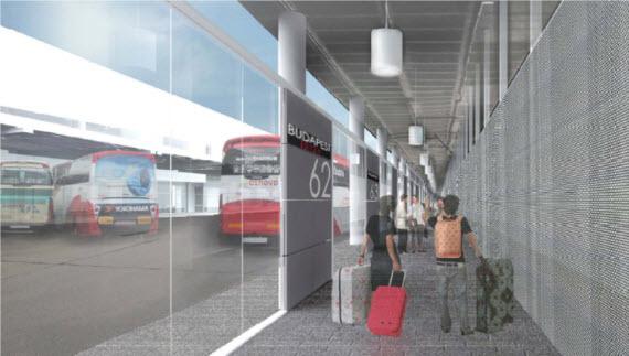Obras de remodelación de la Estación Sur de Autobuses hasta fin de 2014