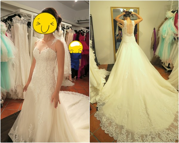 城市花園婚禮工坊 高雄自助婚紗 - 拍婚紗照之禮服挑選 (14)
