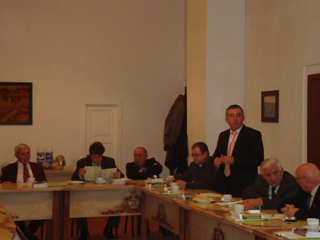 Vizita reprezentantilor Primariei Orastie si a colaboratorilor lor olandezi - 8 decembrie 2011 - DSC02663.JPG