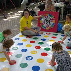 Mollebosfist Zondag Eerste Pinksterdag -  KIAK Kinder & Muziekspektakel
