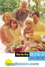 Cover of Tony Horton's Book Beachbody Diet Guide