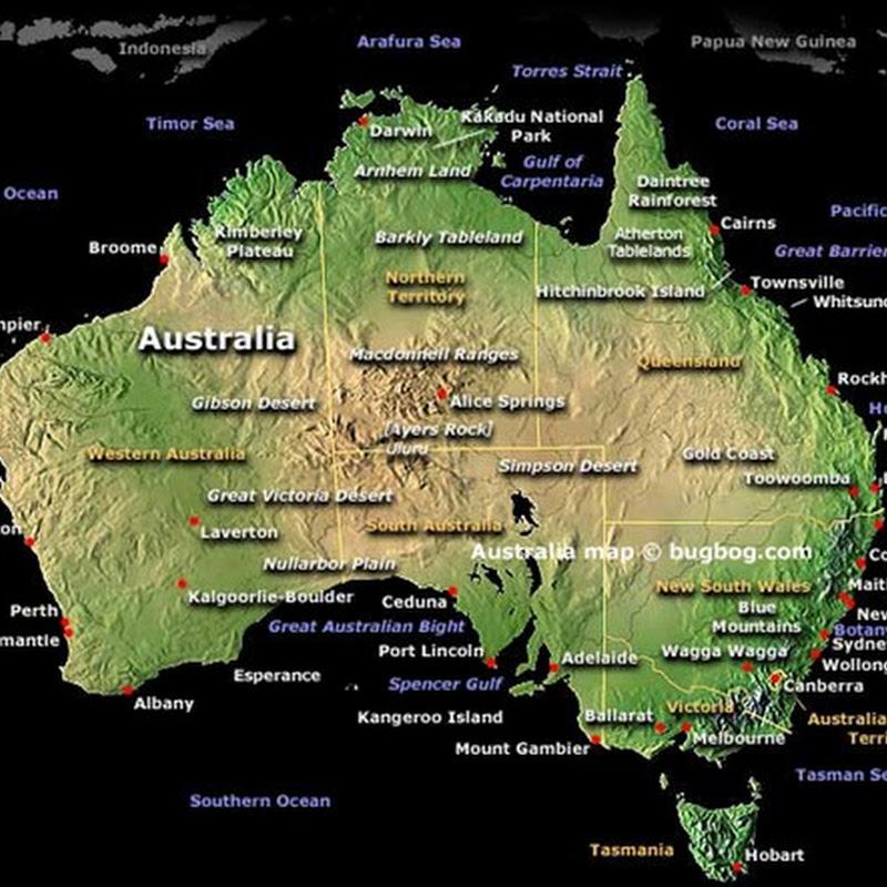 Un viaggio alla scoperta dei sapori, dei profumi e delle dolcezze della cucina australiana.