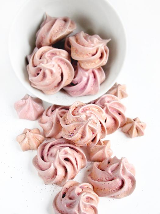 Meringue cookies recipe tinascookings.blogspot.com