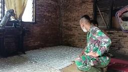 TMMD Kodim Tapsel, Ajang Promosikan UMKM Tempe di Desa Siuhom