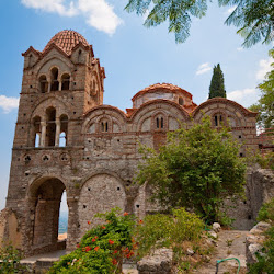 Tour de Greece - Duch stredoveku vanie v Mystras