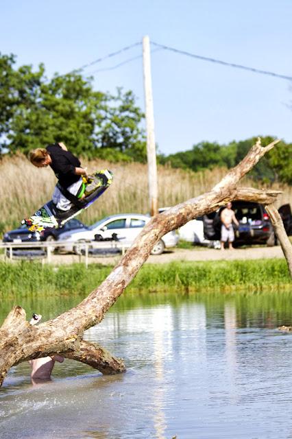 Aacadia tree jump for Polaroid Action Cams shot by Ryan Castre. - _MG_7848.jpg