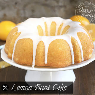 Lemon Bunt Cake.