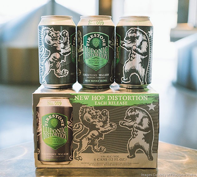 Firestone Walker Releasing Luponic Distortion Revolution 009