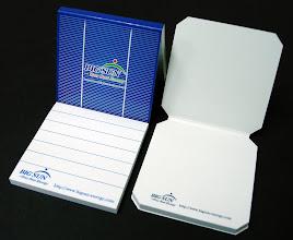 Photo: 太陽光電能源科技(股)公司 7.5x7.5 cm 平裝便利貼