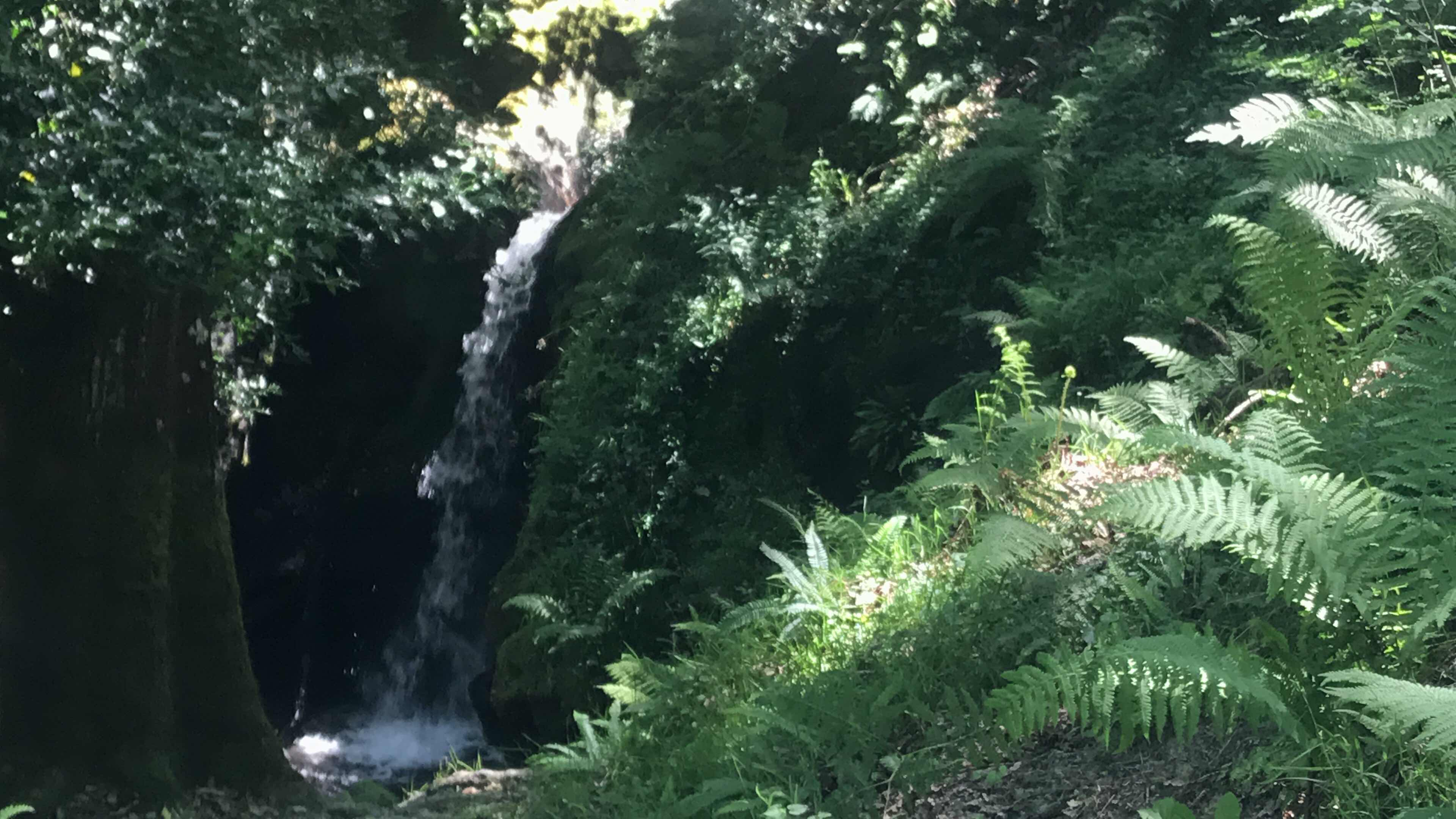 poulanas waterfall